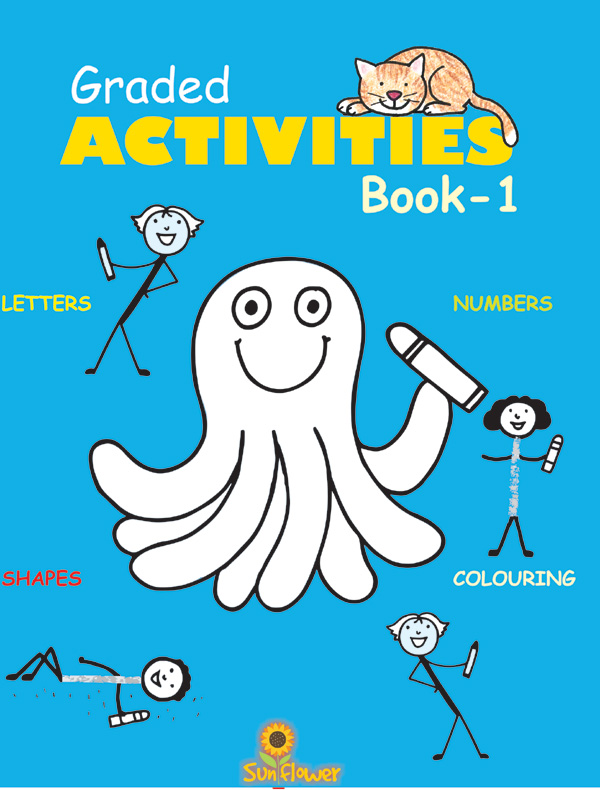 Graded Activities Book-1 – Sun Flower